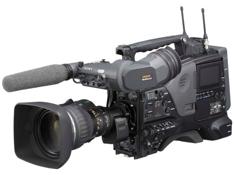 canon hj21 | hd camera & broadcast equipment hire | media