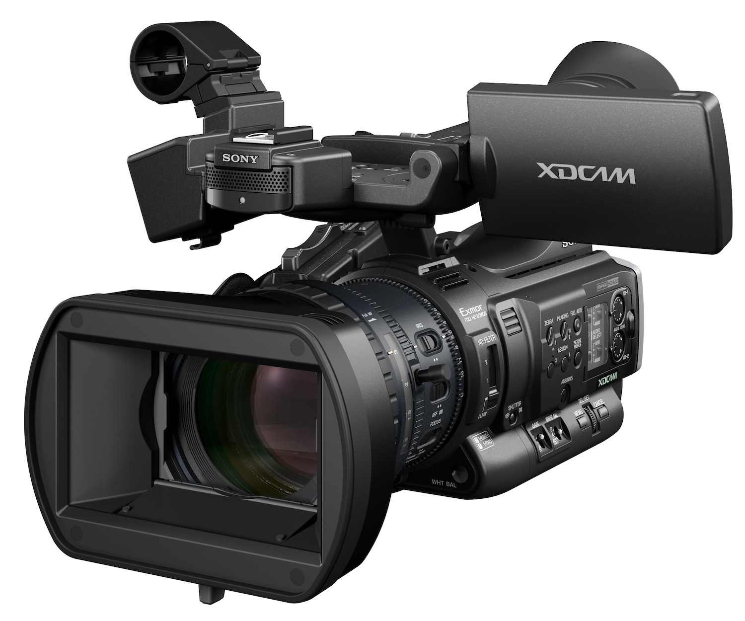 Sony PMW-200 Hire