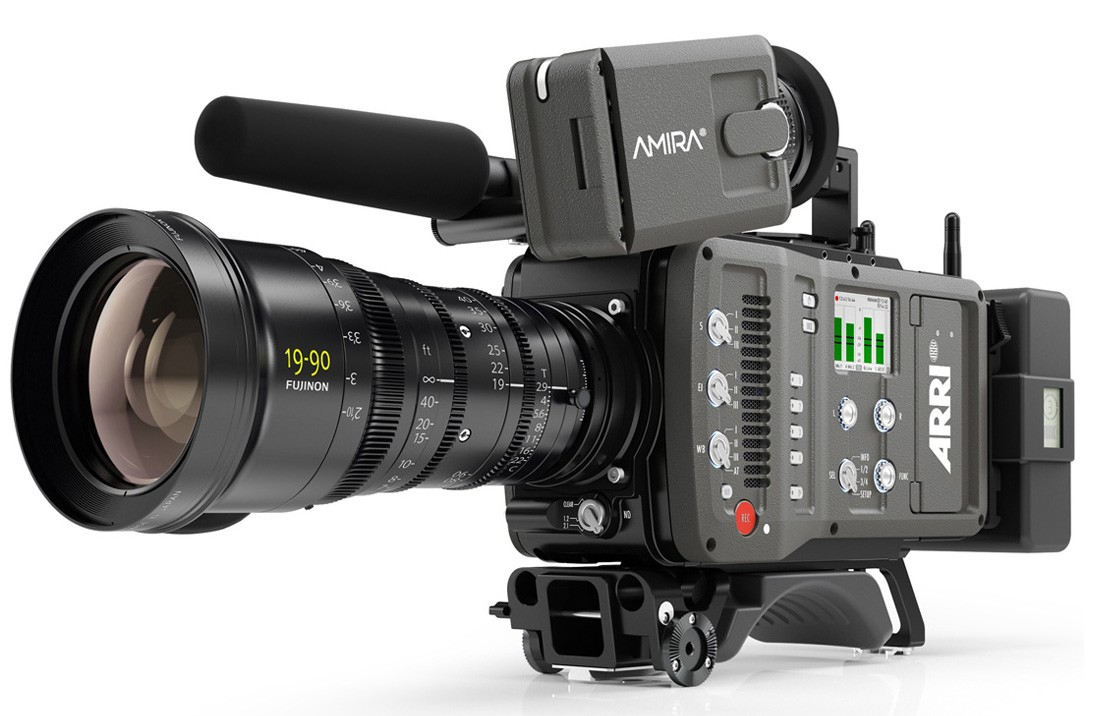 Arri Amira Camera Hire